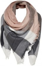 ONLY Contrast Scarf Women White
