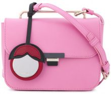 - Furla - Elisir bag - women - pelle di vitello - Taglia Unica - di colore rosa