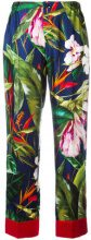 F.R.S For Restless Sleepers - Zeus trousers - women - Silk - S - GREEN