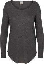 VERO MODA U-neck Long Sleeved Top Women Black