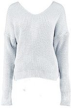 Kate Wrap Front Jumper