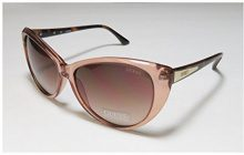GUESS Occhiali da sole 7358 (57 mm) Rosa/Avana