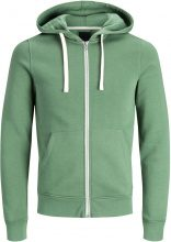 PRODUKT Zipped Sweatshirt Men Green