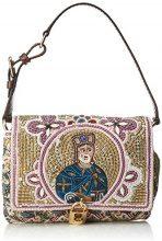 Dolce & Gabbana Borsetta da polso donna multicolore multicolore