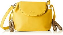 Lollipops Beam Shoulder - Borse a spalla Donna, Giallo (Yellow), 14x23x30 cm (W x H L)