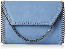 SwankySwans, Sacchetto Donna, Blu (Blue (Blue)), Taglia unica