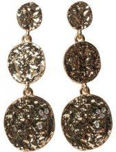 PIECES Long Earrings Women Gold