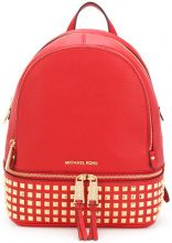 Michael Michael Kors - Rhea large backpack - women - Leather - OS - RED