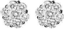 Orphelia-OD 5285-Orecchini da donna in oro giallo 750/1000 (18 ct), 1,6 gr, con diamante, 0,58 gr