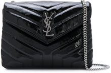 Saint Laurent - Borsa a tracolla - women - Patent Leather/metal - One Size - BLACK