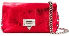 Marc Ellis - Audrey shoulder bag - women - Leather - One Size - RED