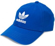 Adidas - Cappello da baseball 'Adidas Originals Trefoil' - women - Cotton/Polyester - OS - BLUE