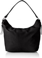 PIECES Pcmarie Bag - Borse a spalla Donna, Nero (Black), 18x31x44 cm (B x H T)