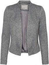 VERO MODA Short Blazer Women Grey