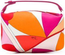 Emilio Pucci - Trousse con stampa - women - Polyester - One Size - MULTICOLOUR