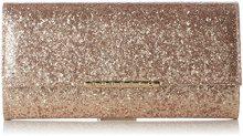 Buffalo 186208 - Pochette da giorno Donna, Oro (Gold 01), 4x13x25 cm (B x H T)