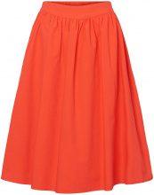 VERO MODA Hw Skirt Women Red