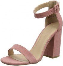 New Look Riches 7, Scarpe con Cinturino Alla Caviglia Donna, Rosa (Light Pink 70), 38 EU