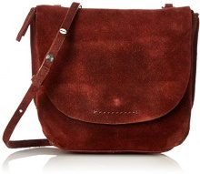 Clarks Tallow Balm, Leather Donna, Rosso (Rust Suede), 8x20x23 cm (B x H x T)