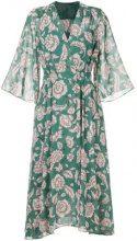 Cityshop - Abito a fiori - women - Polyester - OS - GREEN