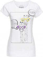 T-shirt (Bianco) - RAINBOW