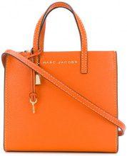 Marc Jacobs - The Grind crossbody bag - women - Leather - One Size - Giallo & arancio