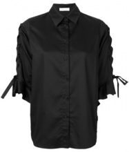 Iro - Camicia 'Armley' - women - Cotton - 36 - BLACK