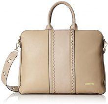 Bulaggi Tangu Laptop Bag - Borse a secchiello Donna, Braun (Taupe), 09x32x43 cm (B x H T)