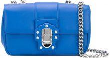 Dolce & Gabbana - Lucia shoulder bag - women - Leather - OS - BLUE