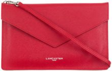 Lancaster - Borsa clutch con logo - women - Leather - OS - RED