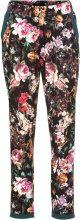 Pantalone con elastico (Nero) - BODYFLIRT