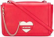 Love Moschino - Borsa a tracolla - women - Leather - OS - RED