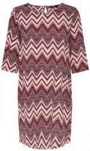 ONLY Printed Dress Women Pink