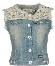MET  - JEANS - Capispalla jeans - su YOOX.com