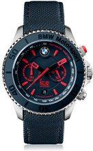 Ice-Watch Bmw Motorsport Orologio da Uomo Cronografo al Quarzo con Cinturino in Pelle – BM.CH.BRD.BB.L14