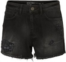 NOISY MAY Nw Denim Shorts Women Black