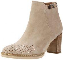 Gabor Shoes Comfort, Stivaletti Donna, Beige (Silk 41), 40.5 EU