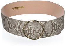 Morgan 181-3SERBE.A Ceinture Taille Fabricant: T1 Lot de, Cintura Donna, Beige (Beige), 85