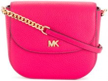 Michael Michael Kors - Borsa a tracolla - women - Calf Leather - One Size - PINK & PURPLE