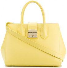 Furla - Metropolis bag - women - Leather - One Size - YELLOW & ORANGE