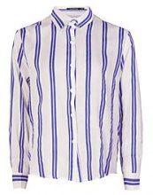 Mary Oversized Stripe Shirt