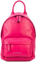 Givenchy - classic nano backpack - women - Calf Leather - One Size - PINK & PURPLE