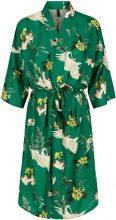 Y.A.S Floral Kimono Women Green