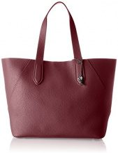 Clarks Madelina Lily - Borse a spalla Donna, Violett (Burgundy), 15x50x42 cm (L x H D)