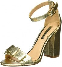 Miss KGFlounce - Scarpe con Tacco Donna, Oro (Oro (Gold)), 38