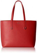 HUGO Nadalia-r 10195833 01, Borsa Tote Donna, Rosso (Bright Red), 34x29x17 cm (L x H x D)