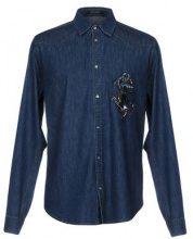 ROBERTO CAVALLI  - JEANS - Camicie jeans - su YOOX.com