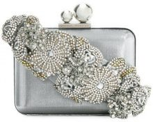 Sophia Webster - Clutch - women - Polyester - OS - GREY