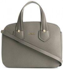 Furla - Borsa a mano 'Giada' - women - Leather - OS - GREY