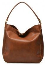Cleo leather Hobo